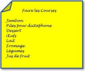 Post-it-Liste-de-Courses