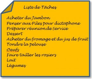 Post-it-Liste-de-Tâches