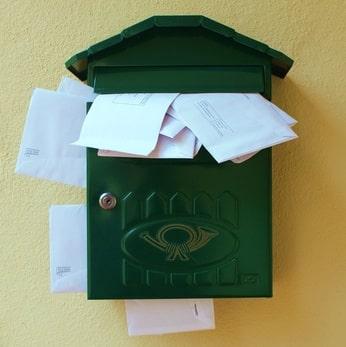 organisation personnelle comment classer ses mails avec. Black Bedroom Furniture Sets. Home Design Ideas